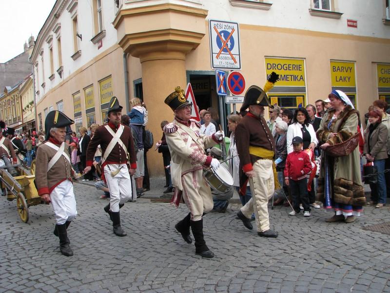 Husitské slavnosti Slaný 2011