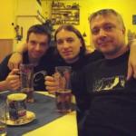 já, Aleš a Tomáš